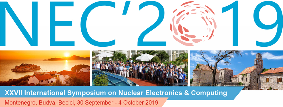 Symposium on Nuclear Electronics and Computing - NEC'2019